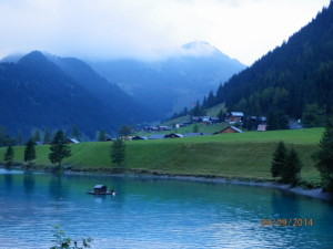 Lichenstein Lake