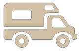 Hlavní výbava řidiče karavanu